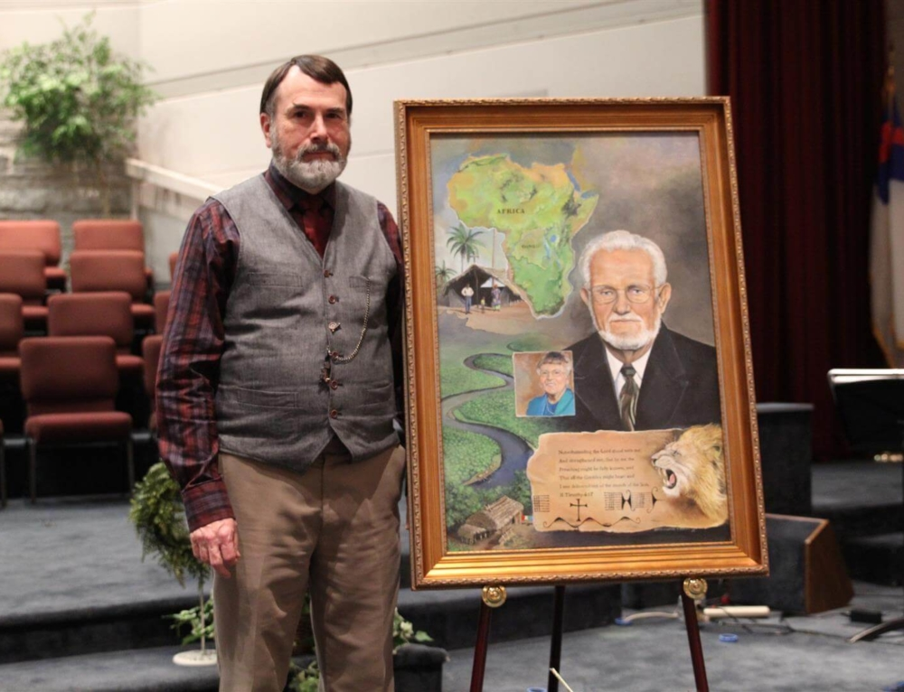 Elmer Deal Inducted Into The Christian Hall Of Fame