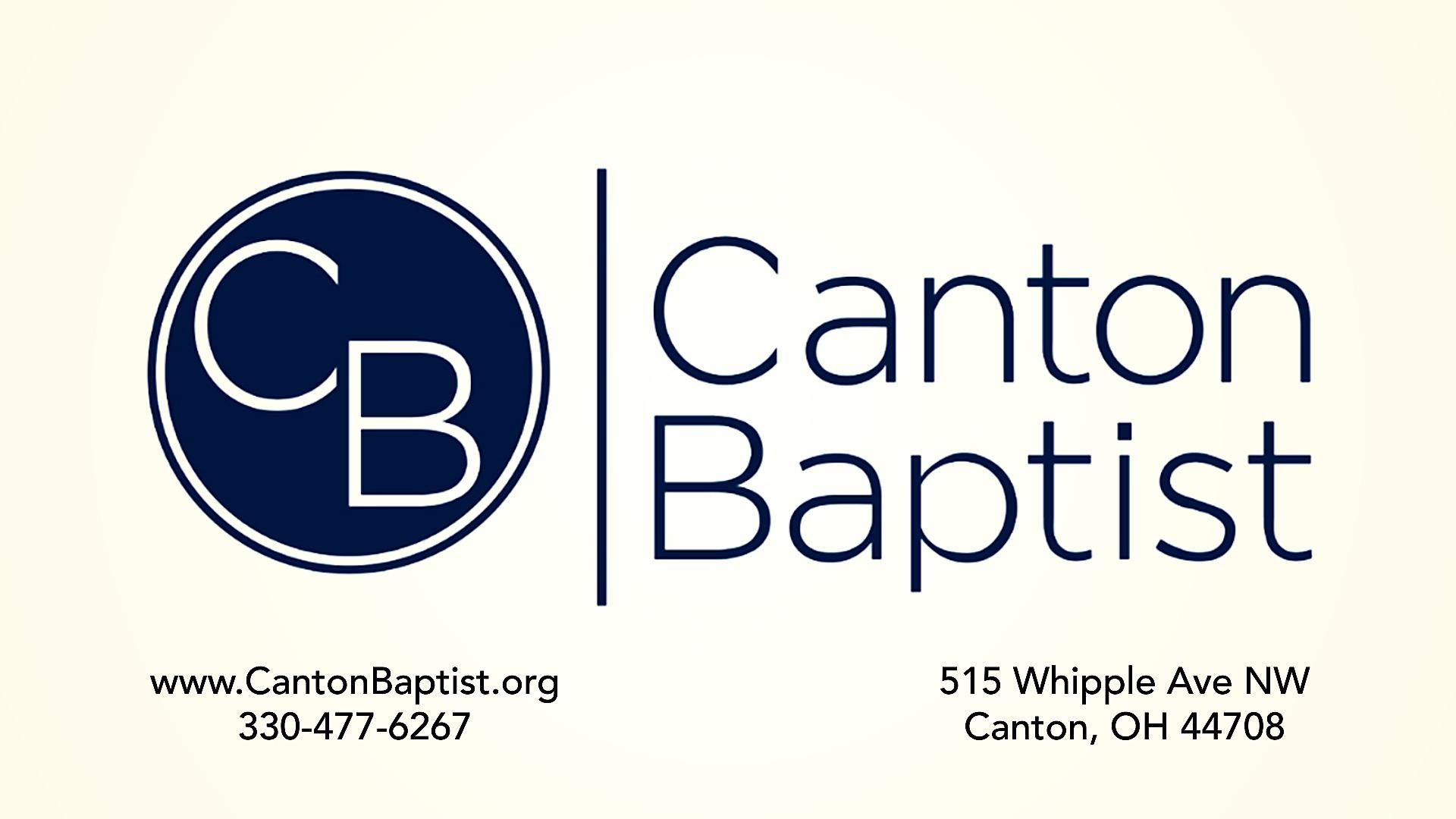 Sunday Home   Canton Baptist Church