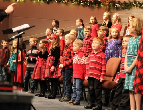 2019 Children's Christmas Program
