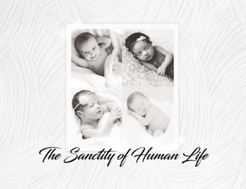 Sanctity of Human Life