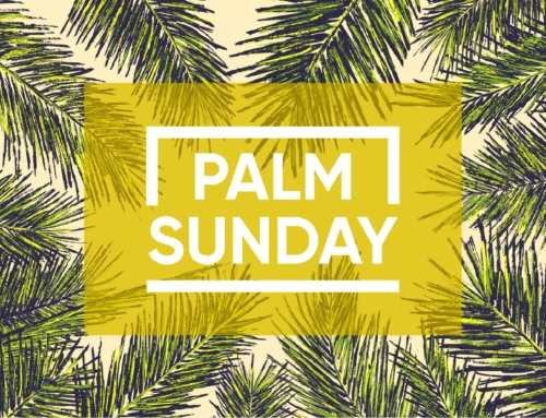 Give Him Praise – Palm Sunday
